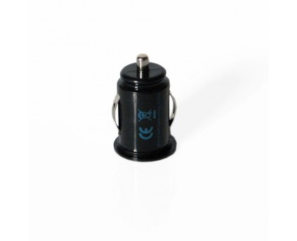 Автомобильное  зарядное устройство с двумя USB выходами, 5V/1000мА