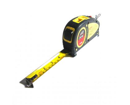 Строительный лазерный уровень с рулеткой 5.5м, Levelpr-03