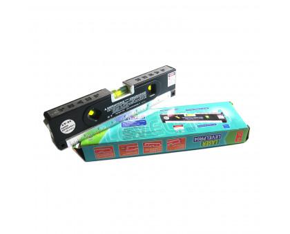 Строительный лазерный уровень с рулеткой 2.5м, Levelpr-04