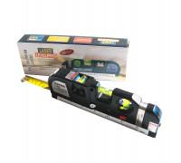Строительный лазерный уровень с рулеткой 2.5м, Levelpr-10