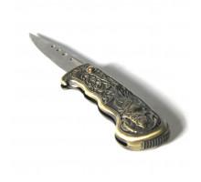 Нож складной с зажигалкой