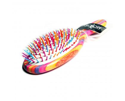 Дизайнерская массажная расческа Salon для волос, 22.5см