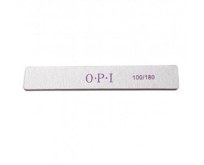 Пилка для ногтей двухсторонняя, 100/180 грит