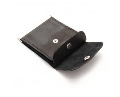 Зажим для бумажных денег и карман монет