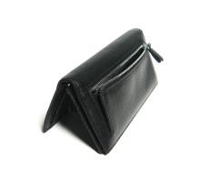 Мужской кошелек Dr.Barez из натуральной кожи