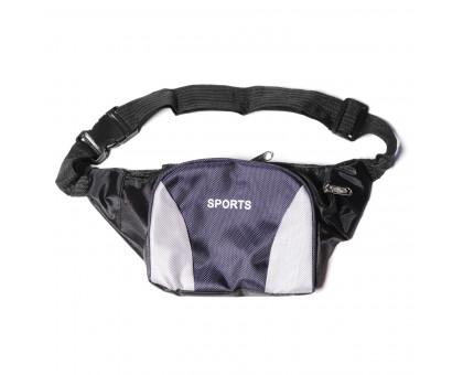 Поясная сумка мужская, обхват пояса 110см