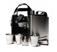 Набор с фляжкой-канистрой (1540мл), стаканами и воронкой