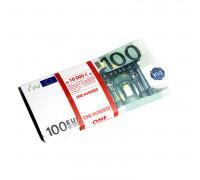 Сувенирные купюры похожие на 100 Euro