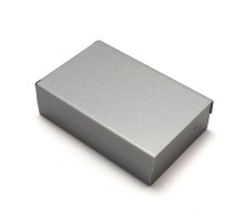 Портсигар алюминиевый