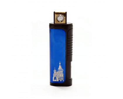 Зажигалка с подзарядкой через USB-порт