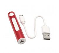 Зажигалка с зарядкой через USB