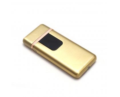 Зажигалка с USB-подзарядкой, матовое покрытие