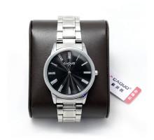 Наручные мужские часы CAQUO, металлический браслет