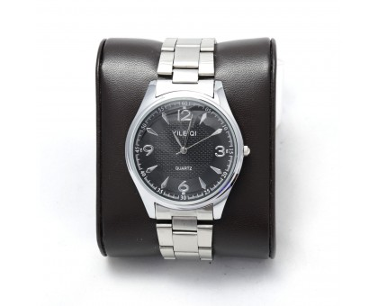 Наручные мужские часы YILEIQI, металлический браслет