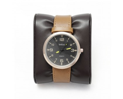 "Наручные мужские часы ""kebino""на ремешке"
