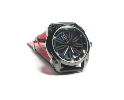 Часы наручные Mini с крутящимся циферблатом
