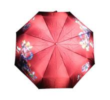 Женский зонт PASIO, автомат. В упаковке 6 цветов купола.