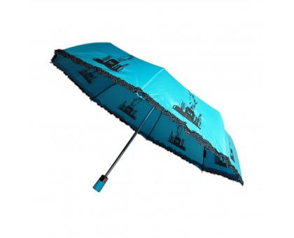 Женский зонт Shine, автомат. В упаковке 6 цветов