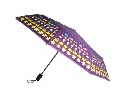 Женский зонт Sponsa, автомат. 4 цвета в коробке