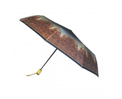 Женский зонт Arman, автомат. 6 цветов купола в коробке.