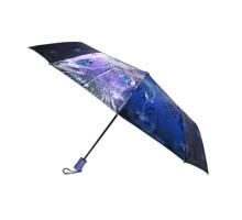 Женский зонт YuzonT, полуавтомат. Разные цвета в коробке