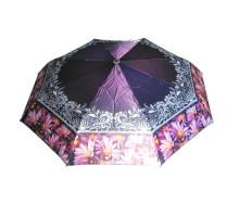 Женский зонт Planet, автомат. 6 цветов в коробке