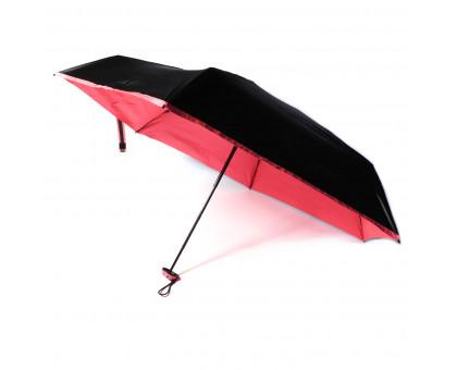 """Женский зонт """"Dolphin"""", механический. 15см. 4 цвета в упаковке."""