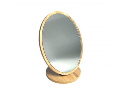Зеркало настольное овальное RI Zhuang, 19х14см