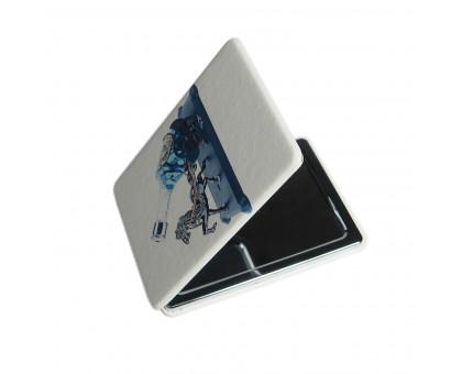 Зеркало квадратное карманное раскладушка